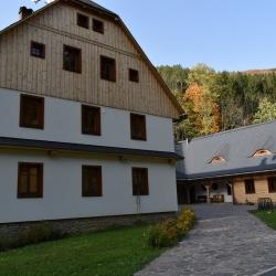 Škola v přírodě - SEV Švagrov