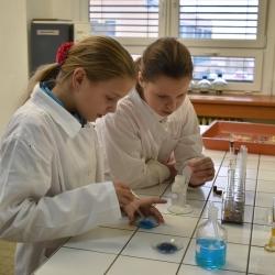 Exkurze na VŠB - Chemikovo dopoledne