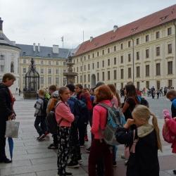 Exkurze - Praha (4.,5. ročník)