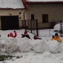 Zima v družině